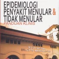 Epidemiologi Penyakit Menular & Tidak Menular