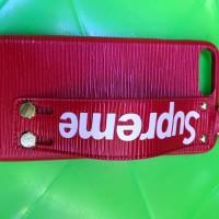Case Iphone 7Plus Supreme Red