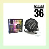 LED Par Light 36