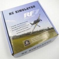 22 in 1 RC Flight Simulator USB Realflight G7 - G5 Phoenix Pesawat