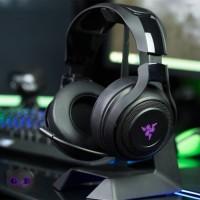 Headset Gaming Razer ManO War Wireless