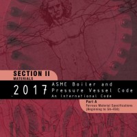 2017 ASME BPVC Section II Part A - Ferrous Materials Specifications