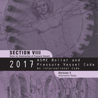 2017 Standard ASME BPVC Section VIII Division 2 - Alternative Rules