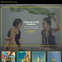 Wayfarer Wordpress Theme by Theme Junkie