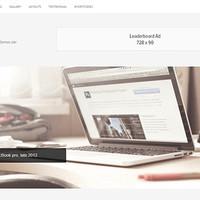 FlatLine Wordpress Theme by Theme Junkie