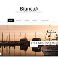 BiancaA Wordpress Theme by Theme Junkie