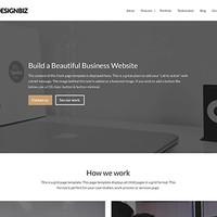 Designbiz Wordpress Theme by Theme Junkie