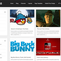 Collection Wordpress Theme by Theme Junkie