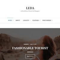 Leda Wordpress Theme by Theme Junkie