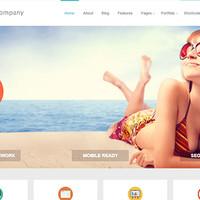 Company Wordpress Theme by Theme Junkie