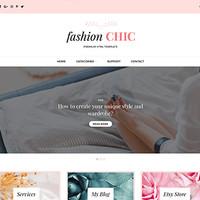 Fashion Chic Wordpress Theme by Theme Junkie