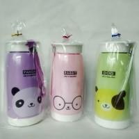 Harga botol minum karakter rabbit panda dan dog termos animal dingin b34 1 | DEMO GRABTAG