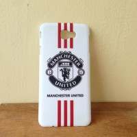MU UNITED bola case casing iphone zenfone samsung mi a1 oppo f5 v7+