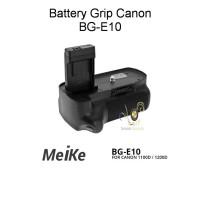 Battery Grip BG-E10 for Canon 1100D/1200D + free 1pcs LPE10