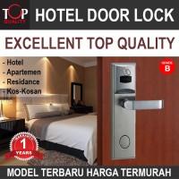 Hotel Door lock Grade B, Kunci Hotel, Kunci Kos-kosan RFID Card