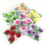 Gumpaste Rose (5/set)  / Edible Sugar Flower Rose