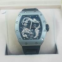 Jam Tangan Pria Mewah Richard Mille RM 057 Dragon