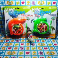 Mainan Pancingan Anak/ Pancingan Putar Ikan Lumba/ Pancing Udang Lobst