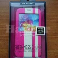 NX Case Flip Cover Case Samsung Galaxy S5