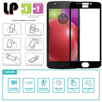 LP Full Tempered Glass Motorola Moto E4 Plus (USA)