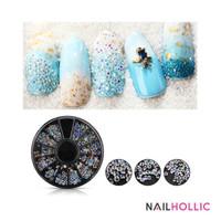 Clear stone nail art wheel / nail crystal / nail decor