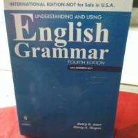 English Grammar (fourth Edition Betty Answer key