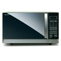microwave oven with grill sharp R-728(k) HN 25 liter