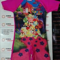 Baju renang untuk anak cewek SD motif karakter