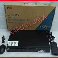 DVR CCTV EDGE 5 IN 1 16CHANELL FULL HD 1080P SURVELLANCE SYSTEM
