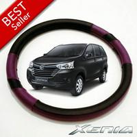 Cover Stir / Sarung Ster Mobil Daihatsu Xenia Ungu