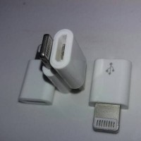 Converter/adapter/adaptor charger Apple micro usb to lightning