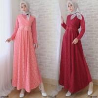 Jual Baju Gamis Wanita Muslim - Model Terbaru Lebaran 2019   Harga ... 3a072e3c3a