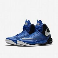 Sepatu Basket Nike Prime Hype DF II Blue Biru Original Asli Murah