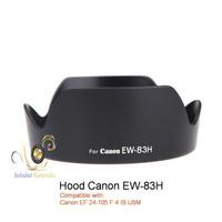 Lens hood EW83H for Canon EF 24-105 F4 IS USM