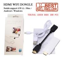 HDMI WIFI Display Dongle Miracast/DLNA/Intel Widi (Android/iOS/Laptop)