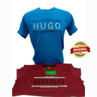 Kaos Hugo Sport Original Asli Kualitas Dingin Bagus