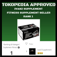 [PROMO] POWERCAPS 36 SACHETS 72 CAPS (POWER CAPS) ULTIMATE NUTRITION