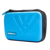 vivan sarung pouch BBG-E01 Eva hard case for digital Gadget blue