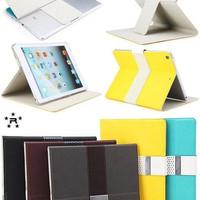 sarung smart cover excel case iPad air ROCK ORIGINAL RESMI