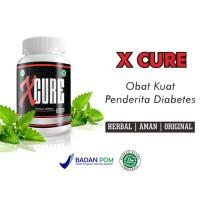 Obat Herbal Kuat Khusus Penderita Diabetes - X CURE