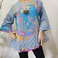 Blouse Klasik / blouse pramugari / baju kurung / batik fashion