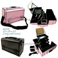 Beauty case / tempat makeup / kotak kosmetik 2356