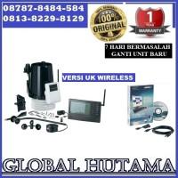 Alat Ukur Curah Hujan DAVIS VANTAGE PRO2 PLUS 6162 VERSI UK (Wireless)