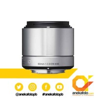 Sigma 60mm f/2.8 DN (A) For Sony Lens - Black