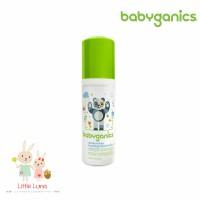 Babyganics alcohol free foaming hand sanitizer 50ml