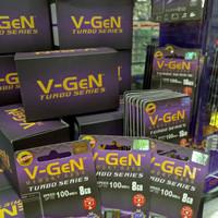 V-gen Micro SD Vgen 8GB Class 10 TURBO SERIES Memory Card ORIGINAL