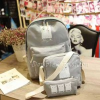 A22892 Fashion Backpack 3in1 Catty