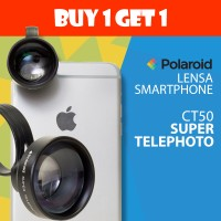 PROMO Lensa Kamera HP Super Telephoto Polaroid CT50  (Buy 1 Get 1)