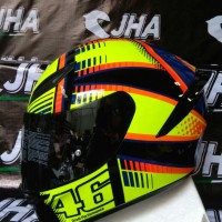 Visor Dark Smoke AGV K1 - Original 100%