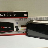 DOUBLE DIN LCD NAKAMICHI